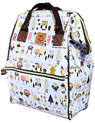 Dolly Waterproof Cloth Multiple Ways Bag/ Backpack with Detachable Straps | Valentines Day For Her