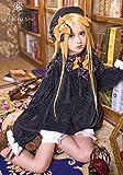 ウィッグ付き Fate/Grand Order アビゲイル ウィリアムズ 風 衣装 ワンピース コスプレ 衣装 FGO フェイト