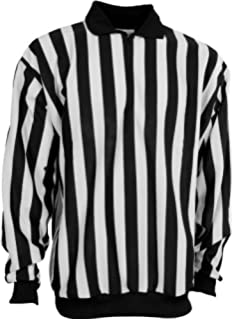 9f8dd7960ca CCM Pro Referee Jersey with RED Bands, Hockey - Amazon Canada