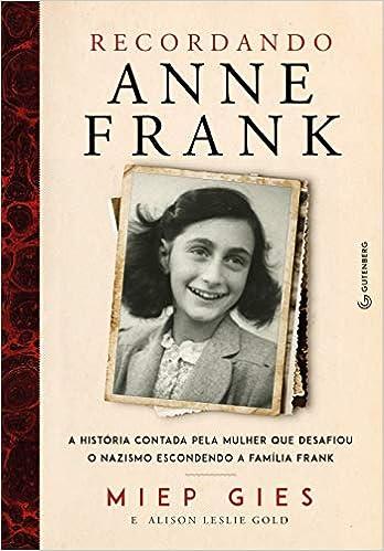 O Diario De Anne Frank Pdf Portugues Brasileiro