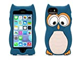 Owl KaZoo Protective Animal Case for iPhone 5/5s