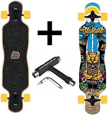 Fan tic26/Skate Tool Long Island Hawaii de Drop Through Twin Tip