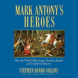 Mark Antony's Heroes Audiobook