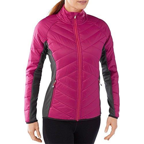SmartWool Women's Double Corbet 120 Jacket Berry Medium