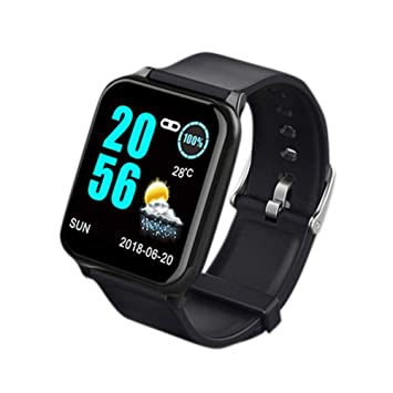 Bluetooth Smart Bracelet Fitness Tracker Activity Compatible with iOS and Android, nRF52832 chip, IP67