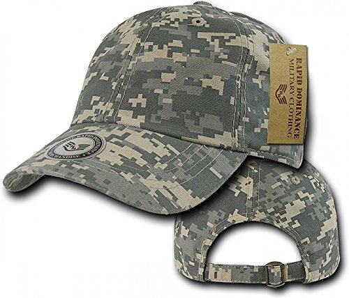 - Rapiddominance Polo Caps, Universal Digital Camo