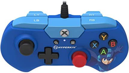 Amazon com: Hyperkin X91 Wired Controller for Xbox One