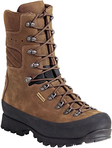 Kenetrek Men's Mountain Extreme Ni Hunting Boot,Brown,10.5 M US