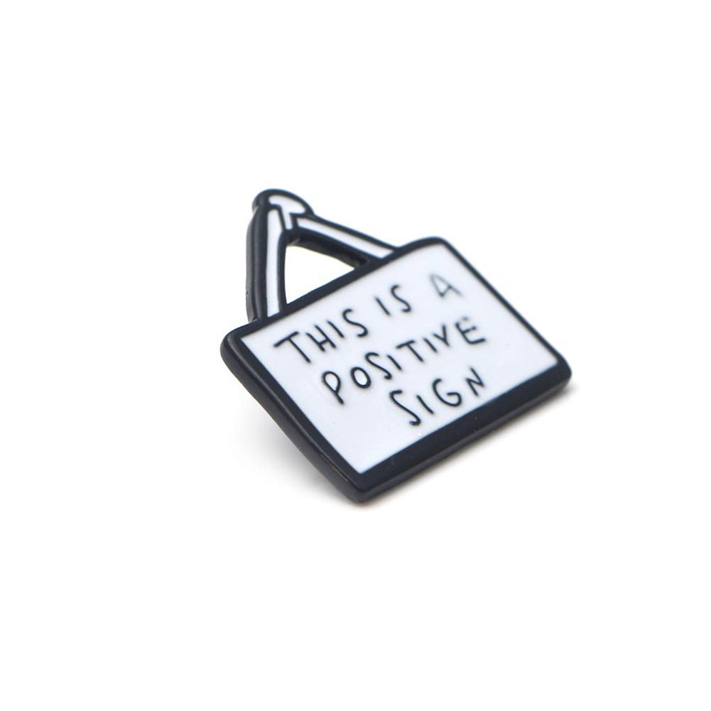 Creative Letter Pattern Badge Enamel Brooch Pin for Clothes Bag Scarf Decor for Clothing Bags Backpacks Jackets Hat DIY litymitzromq Cute Enamel Lapel Pin