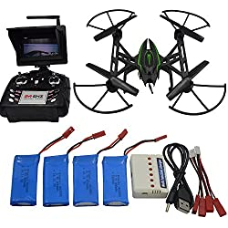 Blomiky JXD 510G RC Quadcopter 510G with extra 4 battery
