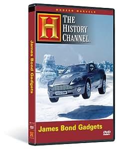 Modern Marvels: James Bond Gadgets (History Channel)