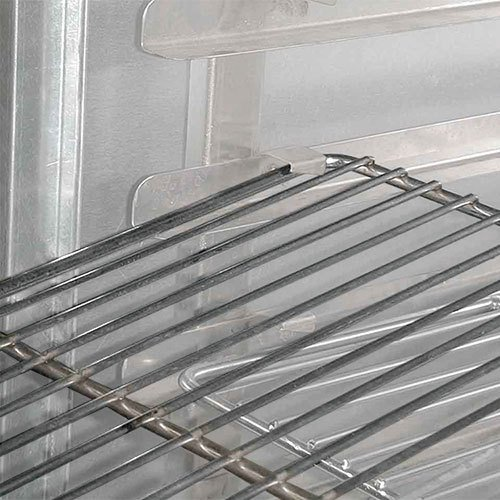 Masterrange Smokehouse Oven Rack, S/S, 23'' X 20'', Fits Sm-30, Use Only If Unit Has Rack Guide