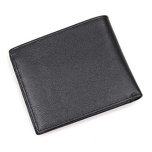 Portafoglio Anti Pelle color In Black Yumuymey scan wallet Cross Rfid Black Ydxnbgcjm Lychee OBq1nwaB5