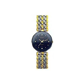 RADO Reloj DE Mujer Cuarzo 33MM ANALÓGICO Correa DE Acero Doble Tono R48743153: Amazon.es: Relojes