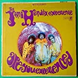 The Jimi Hendrix Experienced Are You Experienced Sealed 2nd Issue