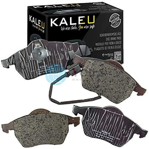 Kale 1j0698151k Front Axle Set of Brake Pads Brake Pads: