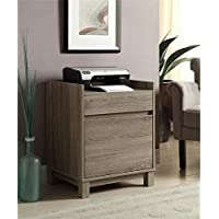 Atlin Designs File Cabinet in Gray