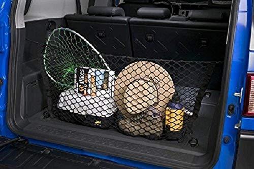 Envelope Style Trunk Cargo Net for Toyota FJ CRUISER 2007 08 09 10 2011 2012 2013 2014 Brand NEW