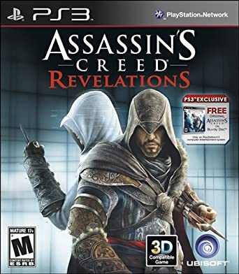 Amazon Com Assassin S Creed Revelations Video Games