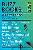 Buzz Books 2020: Spring/Summer
