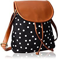 Women backpacks, sling bags, wallets and clutches starting at Rs. 179/-