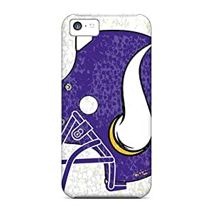 Rosesea Custom Personalized High Grade Cases Case For Iphone 6 Plus (5.5 Inch) CoverMinnesota Vikings