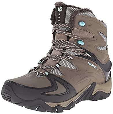 Amazon.com | Merrell Women's Polarand 8 Waterproof Winter