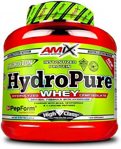 HYDROPURE WHEY CFM 1600 GR Milk Vanilla
