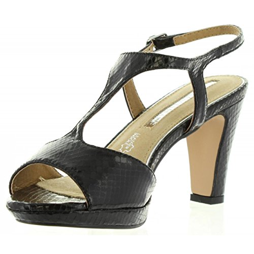 Sandali per Donna MARIA MARE 66206 C15145 SERPIENTE N