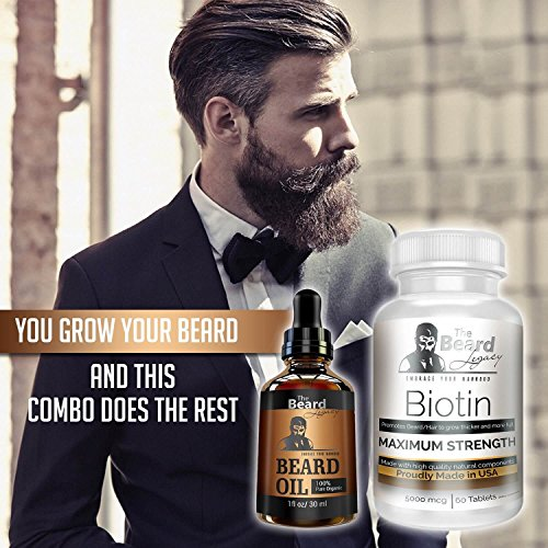 Opium Den Beard Oil By The Bearded Care Grooming Conditioner