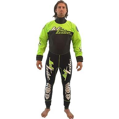 Amazon.com: Jettribe Dry Suit - Traje de ciclismo verde ...
