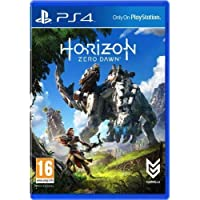 PS4 HORİZON ZERO DAWN