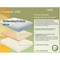 Boyd Pure Form 1000 9 Engineered Latex Mattress (King (76x80))