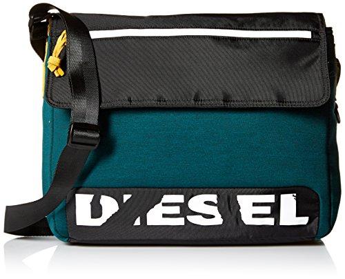 Diesel Men's Scuba Messenger Bag, ponderosa pine