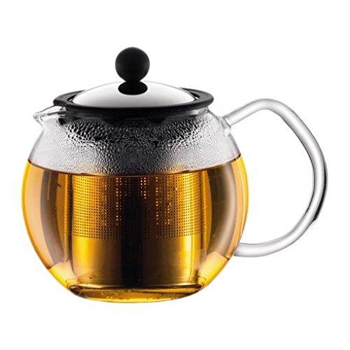 Bodum Assam Tea Press With Stainless Steel Filter