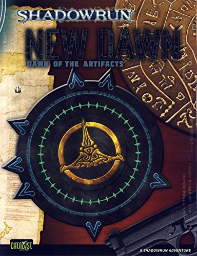 Artifact 4th Edition - Shadowrun RPG 4th Edition: Dawn of the Artifacts 4
