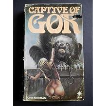 CAPTIVE OF GOR . GOR #7
