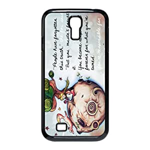 the little prince Hard back cover Case fit for Samsung Galaxy S4 I9500,I9502 and I9508