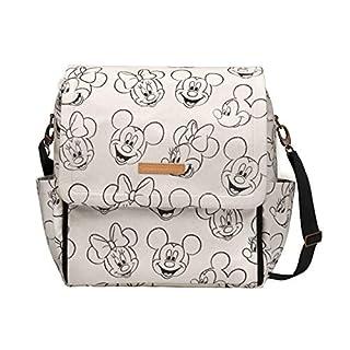 Petunia Pickle Bottom - Boxy Backpack - Sketchbook Mickey & Minnie Disney Collaboration