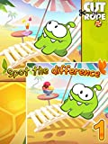 Cut the Rope - Spot the Difference 1