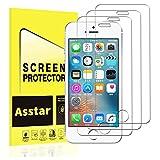 Best Asstar Iphone 5s Cases For Men - [3 Pack] iPhone 5S Screen Protector, Asstar Premium Review