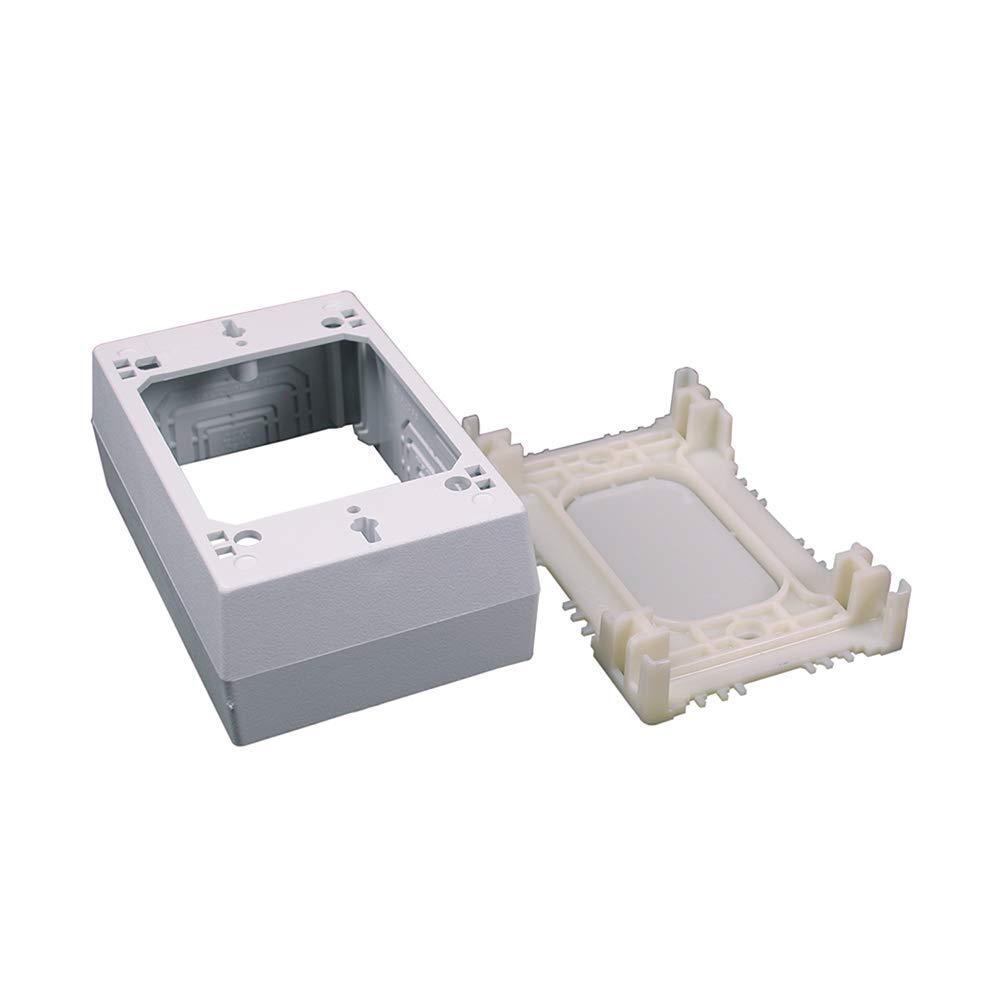 Wiremold C53 CordMate II Data Combo Box Wiremold/Legrand STV110126_0024