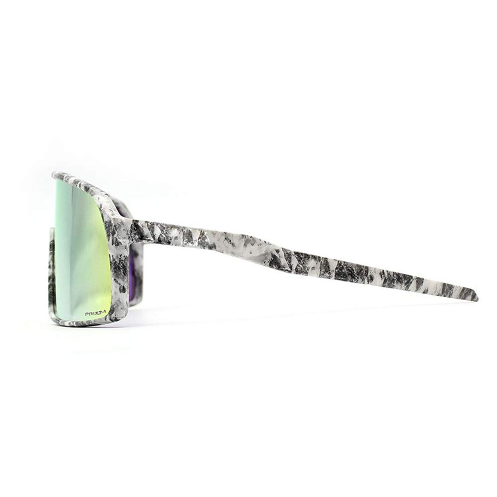 Amazon.com: Cycling glasses 2019 fashion new sports ...