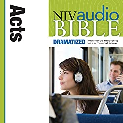 NIV Audio Bible, Dramatized: Acts