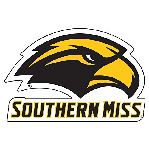 Southern Mississippi Decal SOUTHERN MISS EAGLE DECAL 6