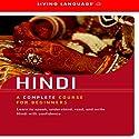 Hindi (Unabridged) Hörbuch von  Living Language