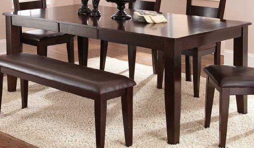 (Steve Silver Company Victoria Table with 18