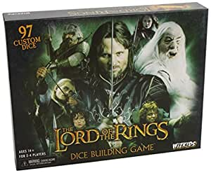 Quarriors LOTR Lord of the Rings - Dice Building Game