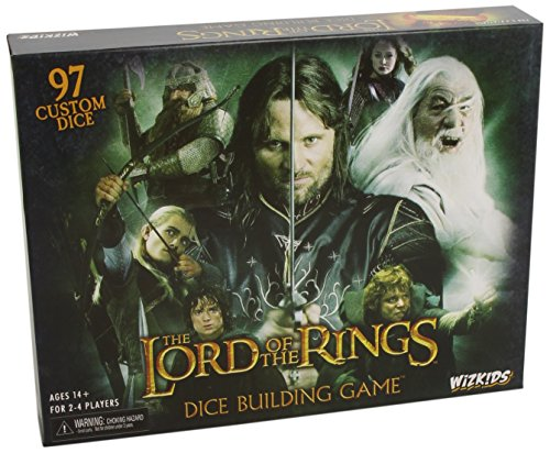Lord of the Rings – Dice Building Game – LOTR