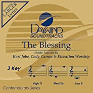 The Blessing [Accompaniment/Performance Track]